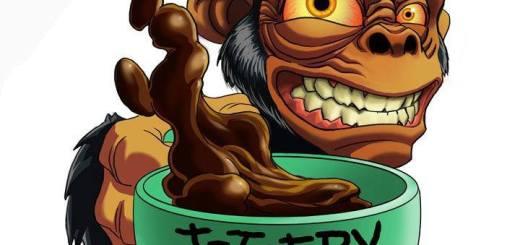 jittery monkey