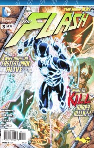 The Flash Annual #3 - in stores now.