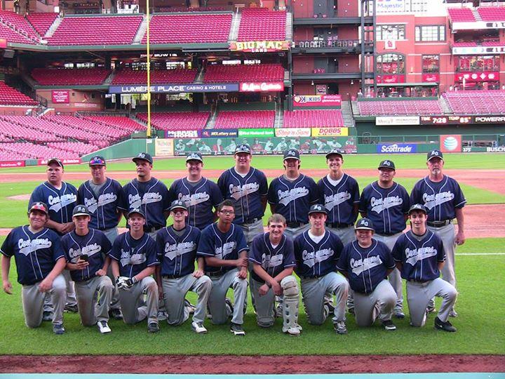 South Central Cougar Baseball