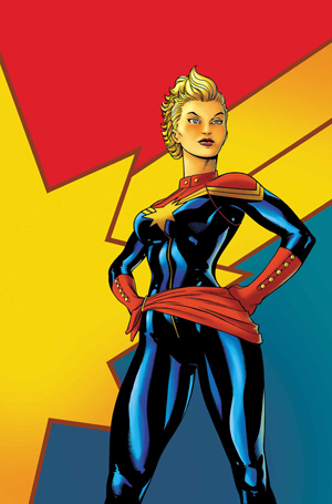#ToughCallTuesday 2 – Captain Marvel