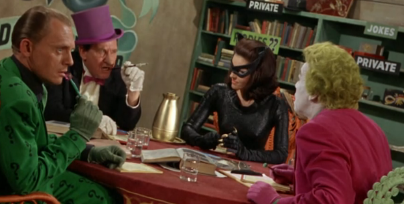 #ToughCallTuesday 4 – Batman '66 Villains