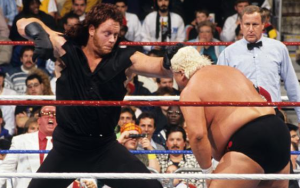 Undertaker's debut Courtesy: WWE