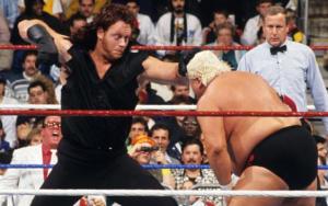 Undertaker's debut Courtesy: WWE