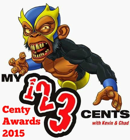 My 1-2-3 Cents Episode 57: The Centy Awards