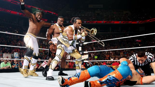 My 1-2-3 Cents Episode 67: Xavier Woods Talks Unicorns & Trombones