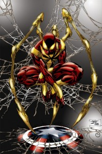 Iron-Spider-Man-by-Guile-Michael-Turner