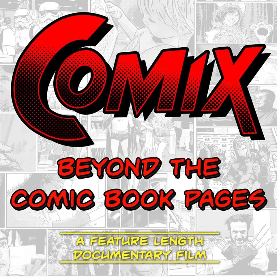 "Nerds United Episode 67: Michael Valentine of ""Comix"""