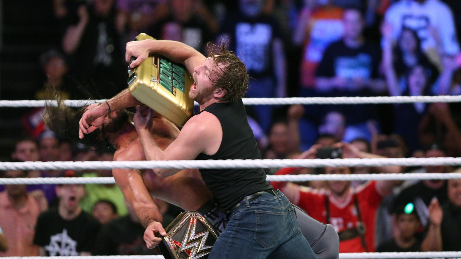 My 1-2-3 Cents Episode 83: Cashing in on MITB