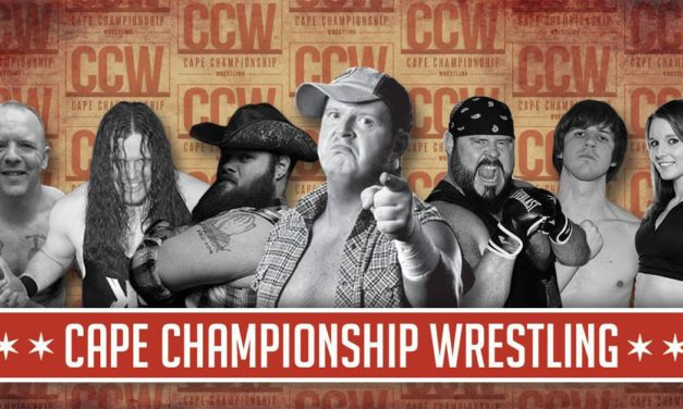 My 1-2-3 Cents Episode 86: Cape Championship Wrestling
