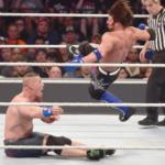 AJ Styles John Cena