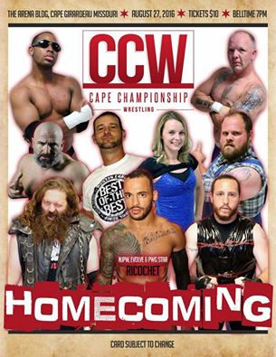 Slammin' With Smitty – CCW Homecoming