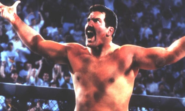 """My 1-2-3 Cents Episode 112: Dan """"The Beast"""" Severn"""