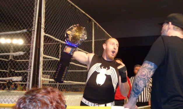 My 1-2-3 Cents Episode 118: Barbwire Will Break 'Broken' Matt Hardy
