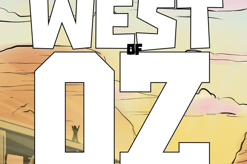 Nerds United Episode 73: Take a Trip 'West of Oz'