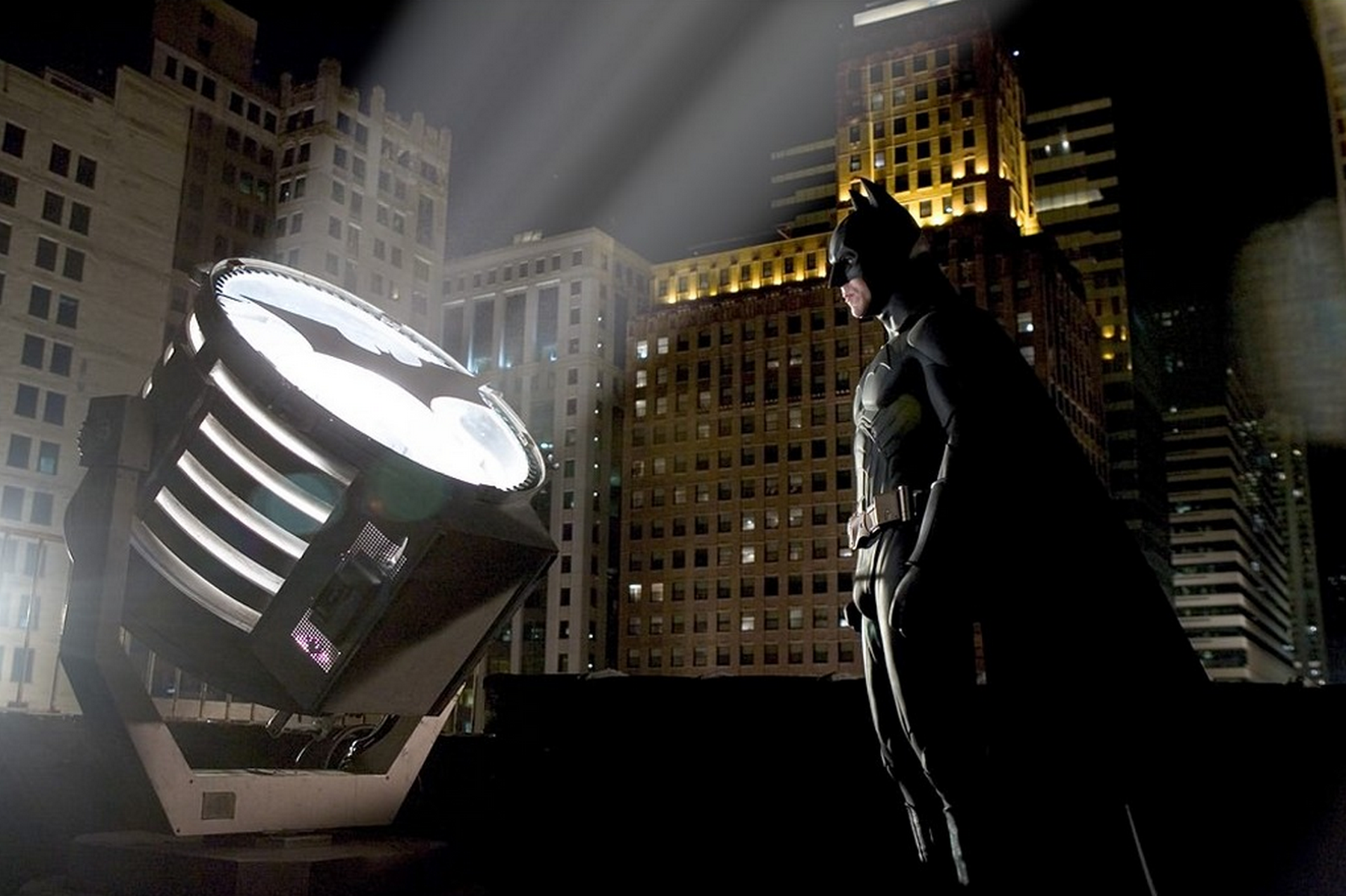 Fresh Content Day 18: A Bold and Brave Batman Statement