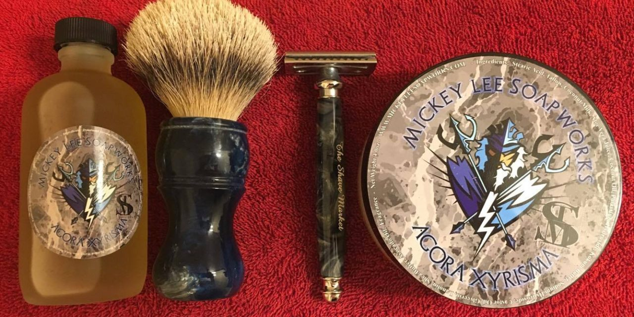 Fresh Content Day 19: Shaving Nerdom
