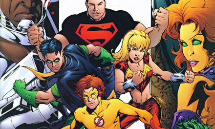 DC's Titans Headed to New Streaming Service