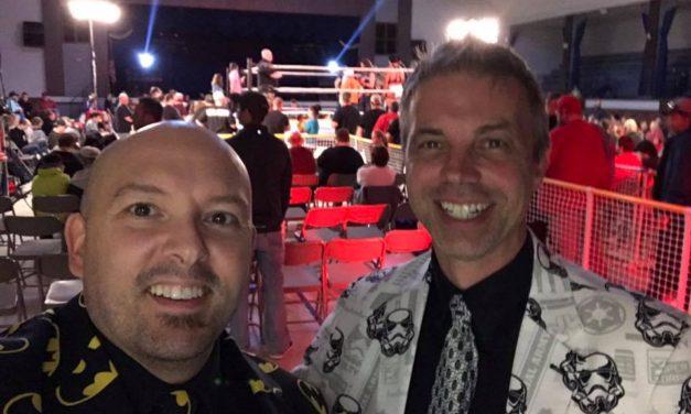 My 1-2-3 Cents Episode 127: Cape Championship Wrestling Super Show