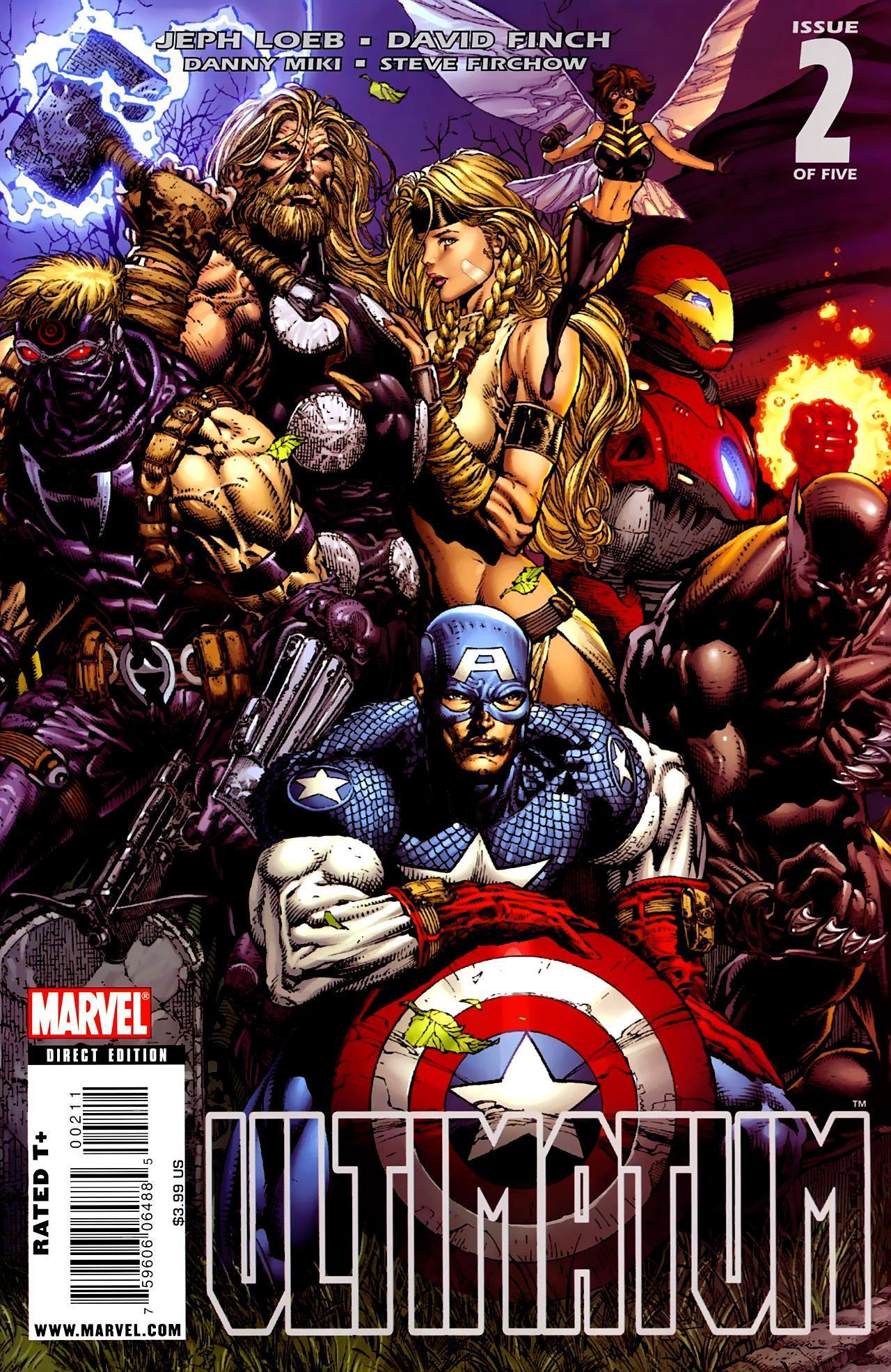 Fresh Content Day 44: Marvel's Ultimatum