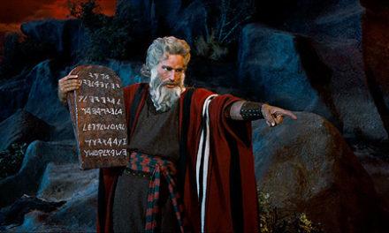 Fresh Content Day 40: The Ten Commandments [Movie]