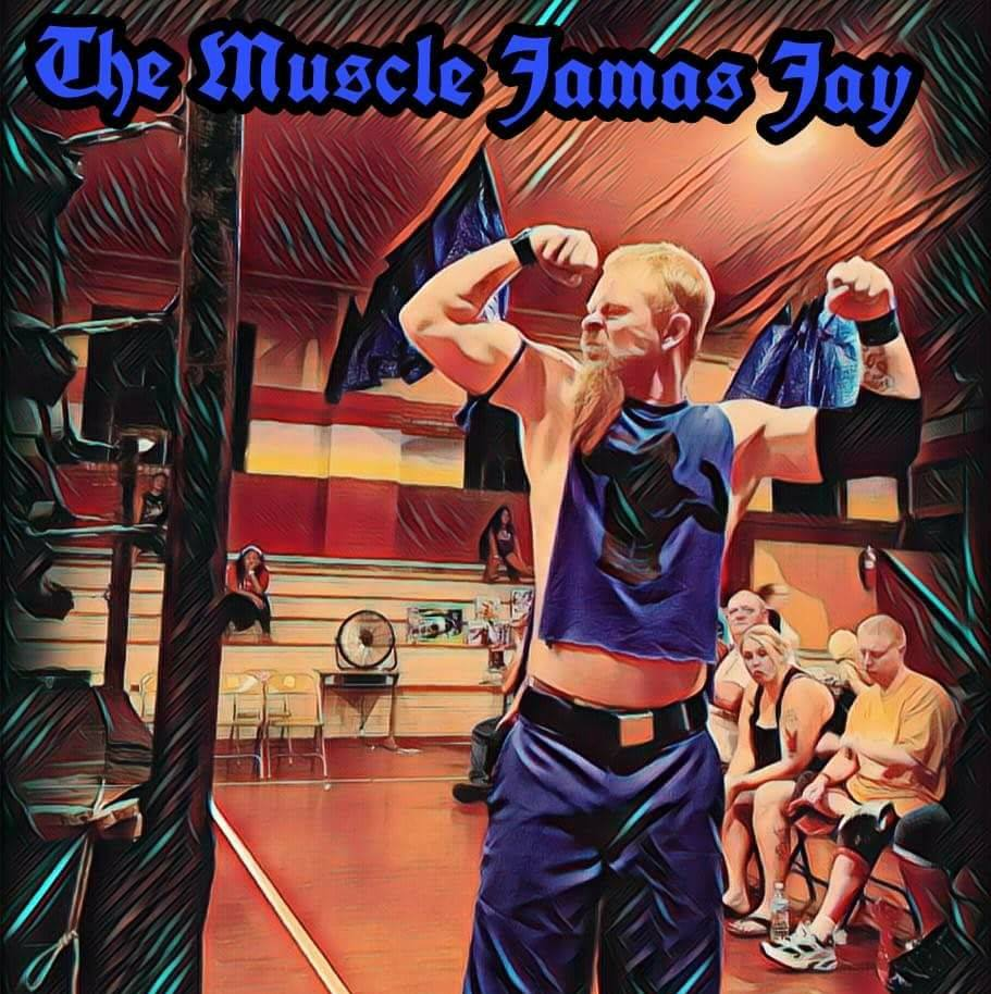 "My 1-2-3 Cents Episode 136: ""The Muscle"" Jamas Jay"