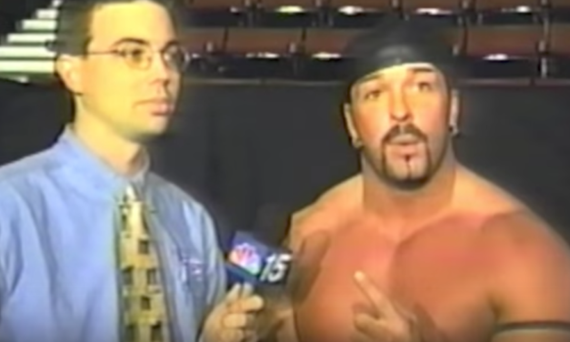 My 1-2-3 Cents Episode 138: Buff Bagwell