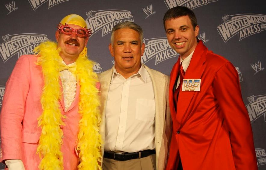 "My 1-2-3 Cents Episode 150: Ricky ""The Dragon"" Steamboat"