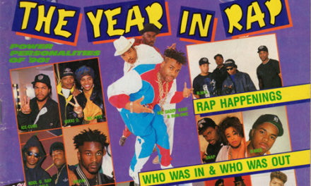 Positive Cynicism EP 19: A Look at 1991 in Music Part 1: Rap/Hip Hop