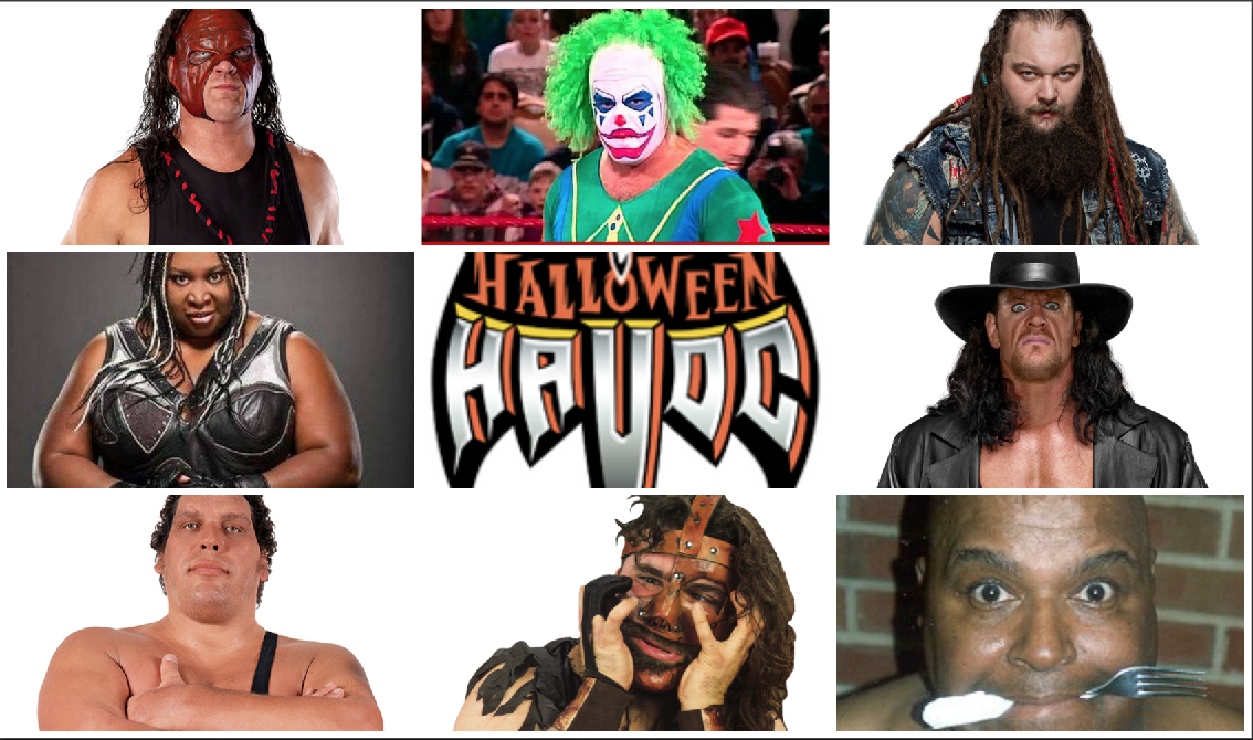 My 1-BOO-3 Cents: Halloween Havoc 2017