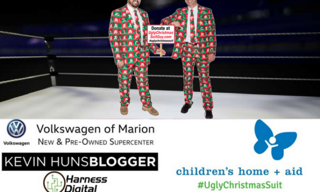 My 1-2-3 Cents Episode 158: The Ugly Christmas Suit Guys
