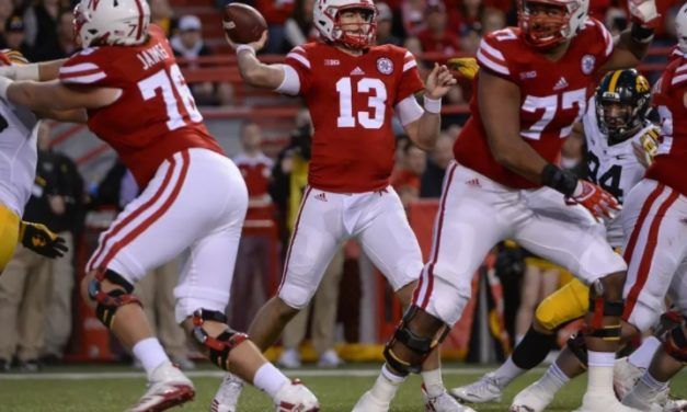 Corn Nation's Five Heart Podcast Episode 50: Tanner Lee, O-Line, and NFL Playoffs