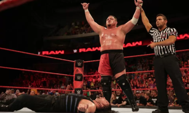 My 1-2-3 Cents Episode 164: Samoa Joe