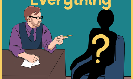 Positive Cynicism EP51: Question Everything; Miranda Mize