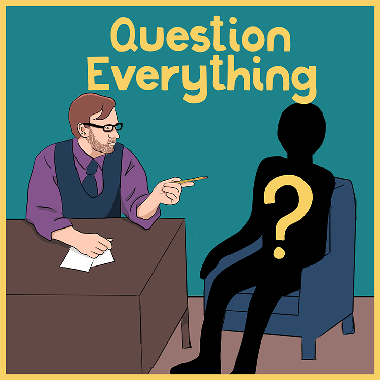 Positive Cynicism Ep 38: Question Everything; Kevin Hunsperger