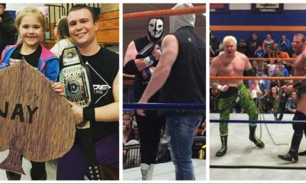 My 1-2-3 Cents Episode 173: Stride Pro Wrestling Anniversary 2