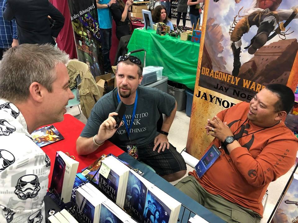 Nerds United Episode 93: Cape Comic Con Review & More