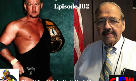 My 1-2-3 Cents Episode 182: 'Dr. D' David Schultz