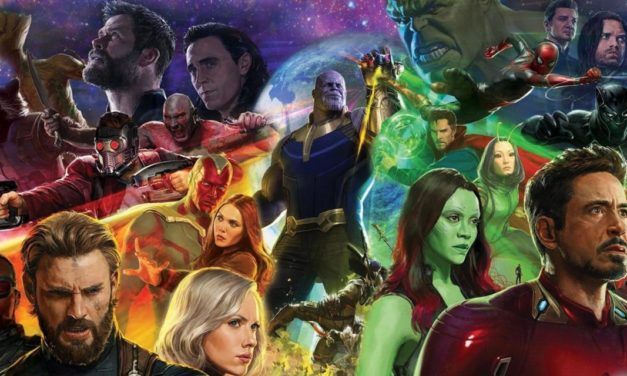 Nerds United Episode 95: Spoiling Avengers Infinity War
