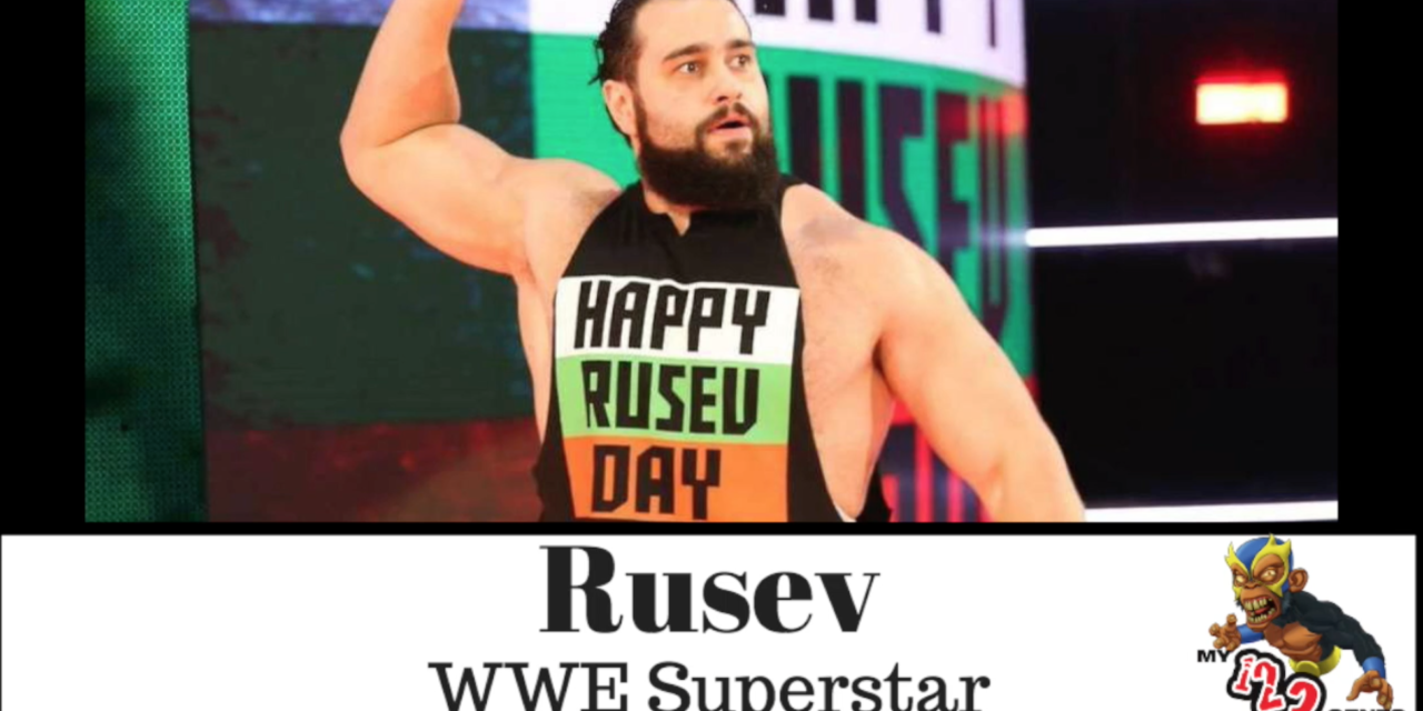My 1-2-3 Cents Episode 192: Happy Rusev Day