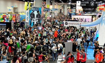 Nerds United Episode 101: San Diego Comic Con and More
