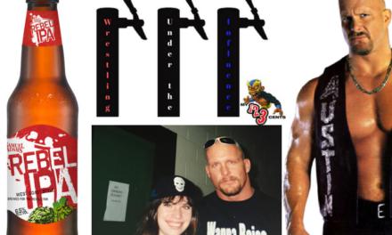 My 1-2-3 Cents Episode 196: Wrestling Under the Influence 'Rebel'