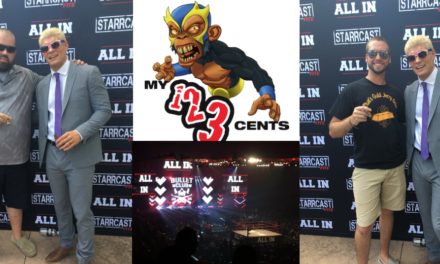 My 1-2-3 Cents Episode 198: All In recap