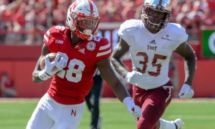 Five Heart Podcast Episode 88: Reviewing Nebraska's Loss to Troy