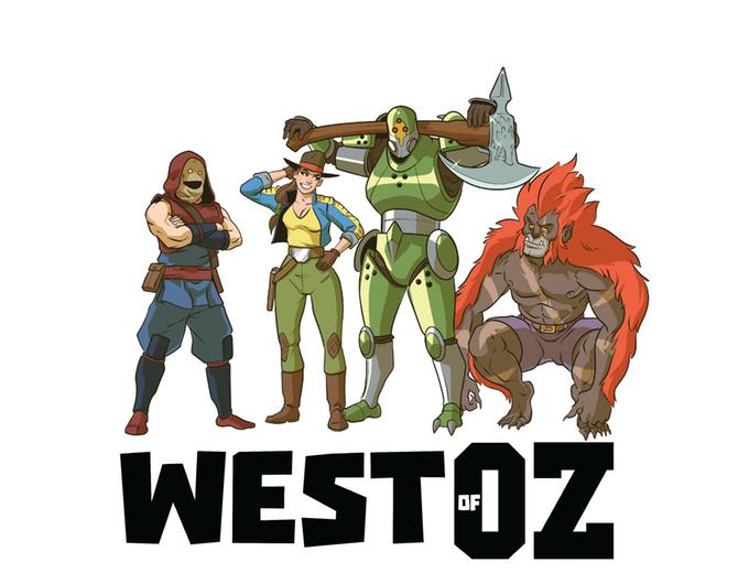 Nerds United Episode 109: West of Oz Strikes Back
