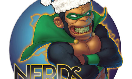 Nerds United Episode 116: Very Special Christmas Special 2018