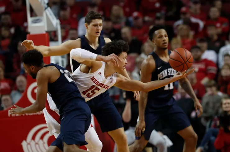 Five Heart Podcast Episode 107: Nebrasketball with Mitch Lohmeier