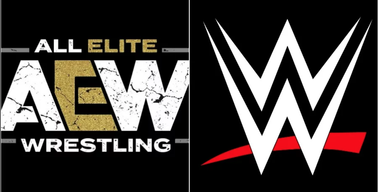 My 1-2-3 Cents Episode 241: AEW vs. WWE