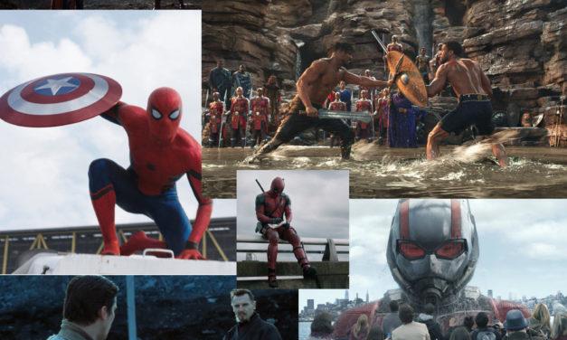 Nerds United Episode 126: Top Five Comic Book Movie Scenes