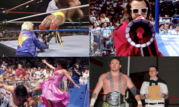 My 1-2-3 Cents Episode 229: Wrestling's Greatest Managers