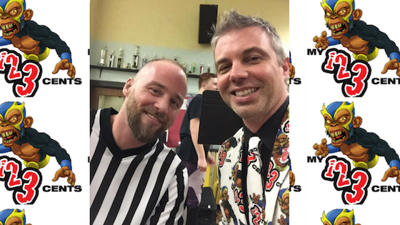 My 1-2-3 Cents Episode 233: The Ref's POV